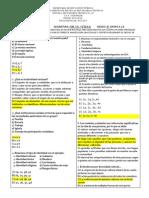 Examen 3 Parcial B-3 FCyE