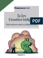 Da Zero a Investitore Intelligente