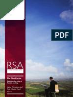 The Flex Factor report