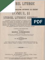 Tezaurul liturgic tom 2