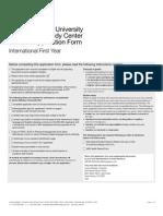 Embassy CES ISC JMU App Form 2013-14