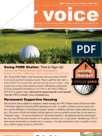 Our Voice, July 2013