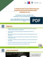 INTERVENCIÓN DIFERENCIADA. Formación Senda PDF