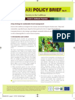CANARI Policy Brief No. 11 - Community forestry in the Caribbean
