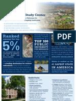 미국 Embassy ISC University_of_Maine_ISC_One_Page_Flyer_2013-14