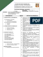 PROGRAMACIÓN CURRICULAR ANUAL 2013.docx