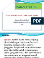 Obat Anti Epilepsi, 2011
