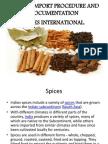 Export-import Procedure and Documentation Final