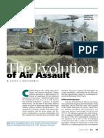 The Evolution of Air Assault