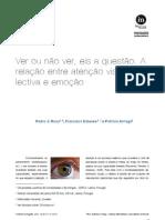 In-Mind_Português, 2012, Vol.3, Nº.1-4, Rosa, Esteves e Arriaga, A relação entre atenção visual selectiva e emoção