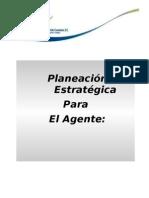 Plantilla Plan Estrategico AGENTES 2013
