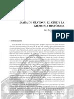 Nada de Olvidar El Cine y La Memoria Histrica 0 (2)