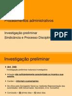 Administrativo Procedimentos
