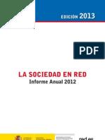 La Sociedad en Red Edicion 2013