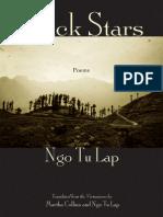 Black Stars | Poems by Ngo Tu Lap