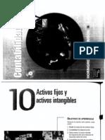 Capitulo 10 Activos Fijos e Intangibles