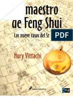 Maestro de Feng Shui, El - Nury Vittachi