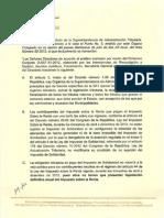 Punto Resolutivo Sobre Exencion Del ISO Regimen General 5%
