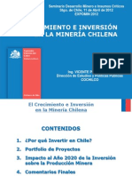 Prensentacion Vicente Perez