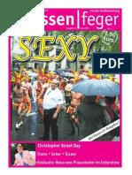 SEXY – strassenfeger-Ausgabe 12, 2013