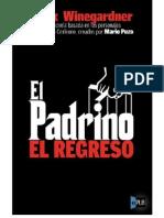 Padrino, El Regreso, El - Mark Winegardner