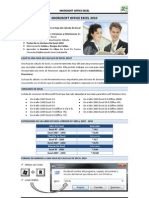Practica 0 - Introduccion - Excel 2010
