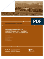 Regional Dynamics in the Mediterranean and Prospects for Transatlantic Cooperation