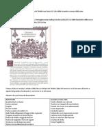 1600 - Banchetto Per Le Nozze Di Maria de' Medici Con Enrico IV Lista Delle Vivande e Cronaca Della Cena