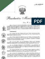 PROPUESTA Reglamento Ley Financiamiento AUS