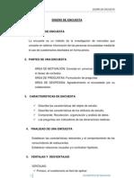 DISEÑO DE ENCUESTA 1