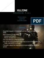 Valient Killzone Shadow Fall Demo Postmortem
