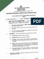 BSNL MTRR Management Trainees Recruitment Rules 2013 08-07-13