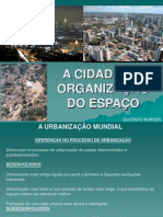 SLIDES URBANIZAÇÂO PM-PE - GUSTAVO BORGES