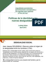 LHUBER- Polticas de La Identidad - PDF