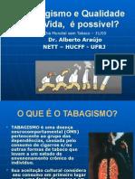 Tabagismo e qualidade de vida_Dr. Alberto Araújo