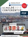 Folder Schelde-conferentie Internet