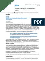 Guia Passo a Passo Para Gerenciar o Active Directory