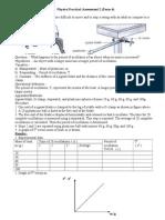 PPA F4- 2(Inertia Balance)