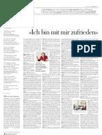Die Zeit Merkelinterview