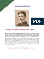 Nikola Tesla ~ WWW.INASTUTE.COM! NEW ARTICLE ABOUT THE TESLA ON ~  WWW.INASTUTE.COM, JOIN US !! IT'S NOT JUST FREE, YOU GAIN !!