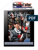 The Morning Calm Korea Weekly - 2007 Welcome Guide - Sep. 21, 2007