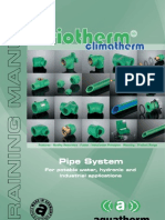 Aquatherm Training Manual 2011