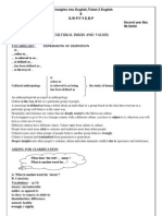 Cours Lycee Pilote Anglais General Bac Review Bac Sciences