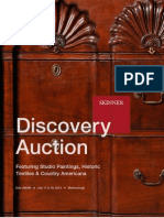 Discovery featuring Studio Paintings and Country Americana | Skinner Auction 2664M