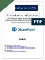 Activation et configuration de Reporting Services pour SharePoint 2013 (tuto de A à Z)