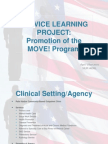 Move Promotion Powerpoint