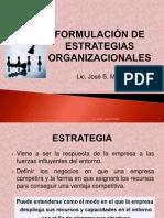 5ta. SEMANA_FORMULACIÓN DE ESTRATEGIAS ORGANIZACIONALES