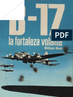San Martin Libro Armas 32 B-17 La Fortaleza Volante