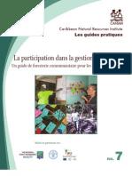 CANARI Guidelines No 7  - La participation dans la gestion forestière