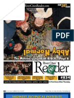 River Cities' Reader - Issue 834 - July 11, 2013